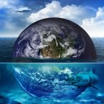 Earth Under Water in Next 20 Years